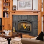 Picture of Fireplace Xtrodinair 564 Space Saver Gas Fireplace