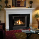Picture of Fireplace Xtrodinair 864 High Output Diamond Fyre Gas Fireplace