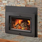 Picture of Fireplace Xtrodinar Large Flush Hybrid Fyre Fireplace Insert