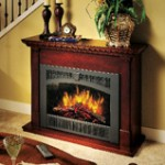 Picture of Lopi Bostonian 564 Electric Fireplace