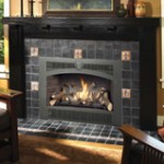 Picture of Lopi Bostonian High Output Gas Fireplace