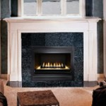 Picture of Lopi Bostonian Diamond Frye Gas Fireplace