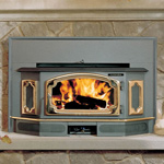 Picture of Lopi Freedom Bay Fireplace Insert