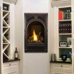Picture of Lopi 21 Portrait Style Electric Fireplace