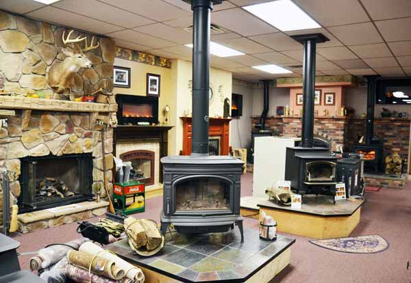 Picture of Countryside Stoves Showroom