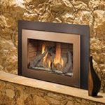 Picture of Fireplace xtrodinair 33 DVI Gas Fireplace Insert