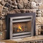 Picture of Fireplace xtrodinair DVL GSR Gas Fireplace Insert