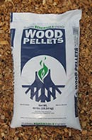 Picture of Curran Renewable Energy Hardwood-Softwood Blend Wood Stove Pellets