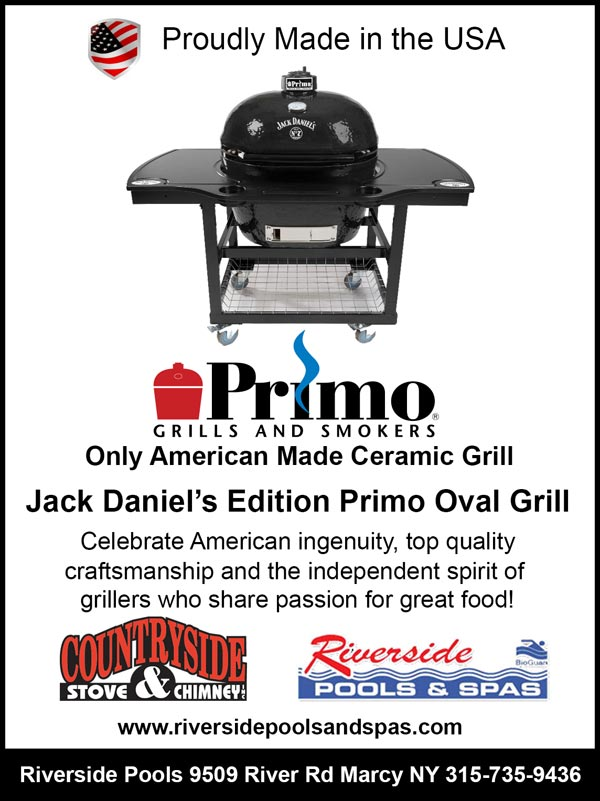 Primo Grills & Smokers Marcy NY