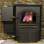Leisure Line HearthCoal Stove
