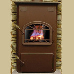 Leisure Line HyfireCoal Stove