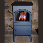 Leisure Line Li'l-HeaterCoal Stove