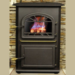 Lesiure Line Pioneer LE/BCoal Stove