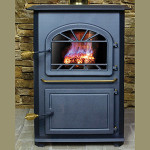 Leisure Line Pioneer LE/TCoal Stove