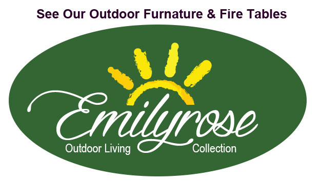 Emilyrose Outdoor Furniture and Fire Tables