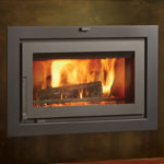 Image of Fireplace Xtrodinair Wood Fireplaces 42 Apex Clean Face