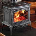 Image of Lopi Rockport Hybrid Fyre Wood Stove